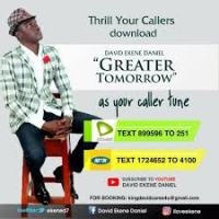 Geater Tomorrow by David Daniel Ekene (Video & Lyrics) @NGospelHome