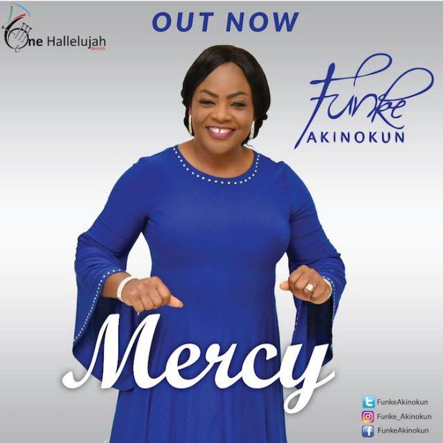 """Funke Akinokun Releases New Music """"Mercy"""