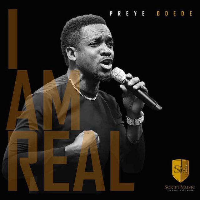 "Preye Odede Releases ""I Am Real"" Video"