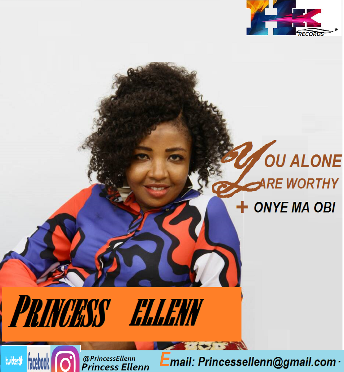 Download Princess Ellenn – You Alone Are Worthy